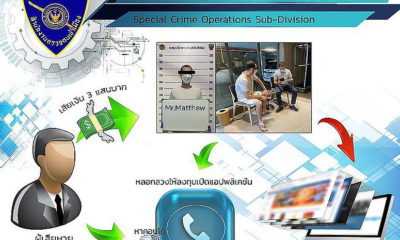 American busted for fraud in Bangkok | Thaiger