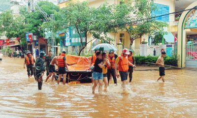 Mưa lũ hãi hùng tại Hà Giang cuốn 2 mẹ con thiệt mạng, tổng 5 người tử vong   The Thaiger