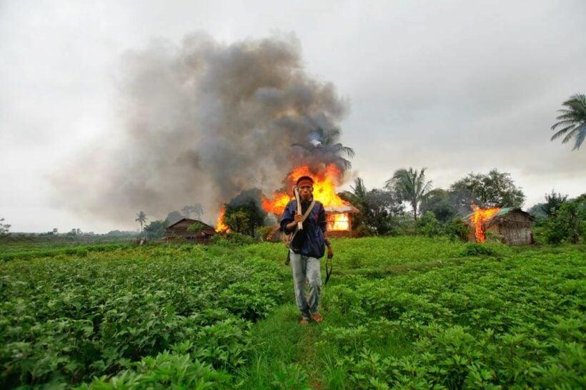 Amnesty International says Myanmar bombing civilians | The Thaiger