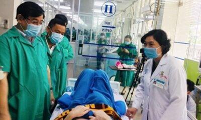 Cập nhật tình hình COVID-19 tại Việt Nam (Ngày T6 3/7): Không ghi nhận ca nhiễm nCoV mới, hội chẩn để bệnh nhân phi công người Anh về nước | The Thaiger