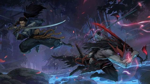 Soái ca 'Yone - Kẻ về từ cõi chết' ra mắt, được Riot Games đầu tư phim ngắn 10 phút cùng em trai Yasuo   News by Thaiger