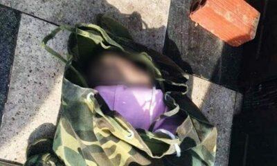 TP. HCM: Phát hiện thi thể bé sơ sinh trong balo của cô gái 19 tuổi | Thaiger