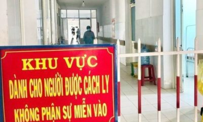 Cập nhật tình hình COVID-19 tại Việt Nam (Chiều T5 30/7): Quảng Nam ghi nhận thêm 5 ca nhiễm nCoV mới | The Thaiger
