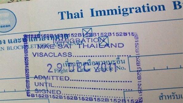 Visa amnesty, looming July 31 deadline in Thailand | Thaiger