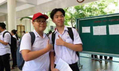 Trường THPT Chuyên Ngoại ngữ công bố điểm chuẩn vào lớp 10 năm 2020 | The Thaiger