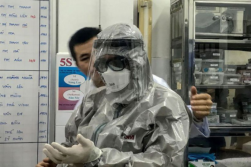 First Covid-19 case in Vietnam since April | Thaiger