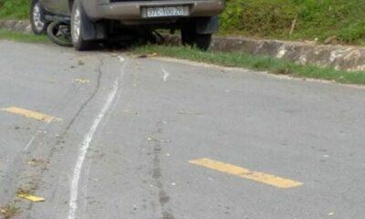 Nghệ An: Xe ô tô của Trưởng phòng TN&MT huyện đâm chết người | The Thaiger
