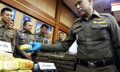 Crystal meth making a comeback after travel restrictions eased | The Thaiger