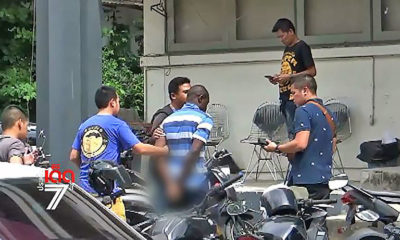 Bangkok police nab illegal Nigerian 2 year overstayer with cocaine | Thaiger
