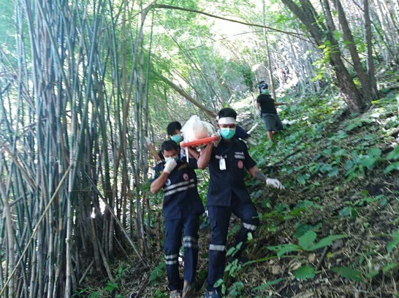 Man found hanged in Kanchanaburi | News by Thaiger