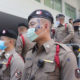 """Bangkok police say they'll charge """"rioters"""" 