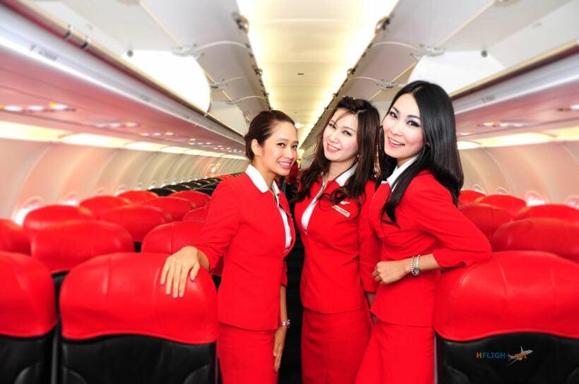Thai Air Asia posts huge Q2 loss as their fleet struggles back into the skies   Thaiger