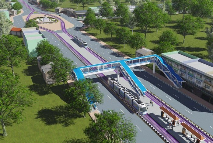 Phuket Rail goes through its first public hearing, with a few modifications | News by Thaiger