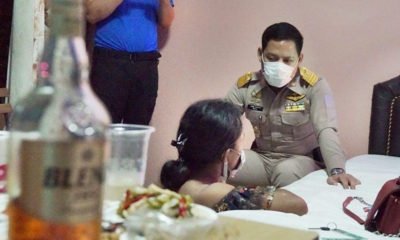 Cambodian transgender woman arrested for human trafficking in Sa Kaeo | The Thaiger