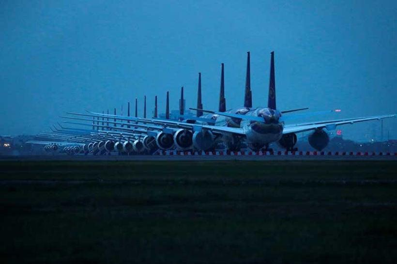 UPDATE: SET suspends trading of Thai Airways shares | Thaiger