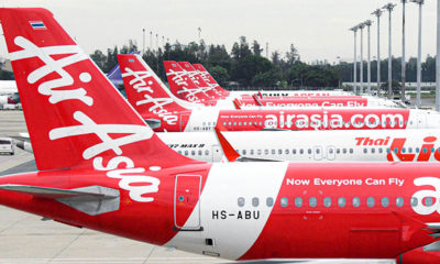 AirAsia revenue nosedives 98% | The Thaiger