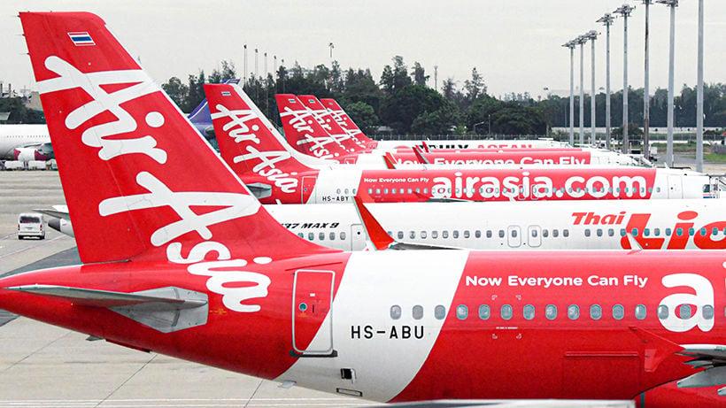 AirAsia revenue nosedives 98%   Thaiger