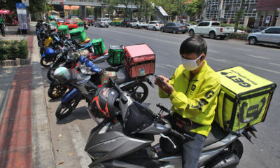 Thai delivery app merger gets 3.5 billion baht boost   The Thaiger