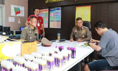 Bangkok man arrested for selling e-cigarettes, vaping fluid | Thaiger