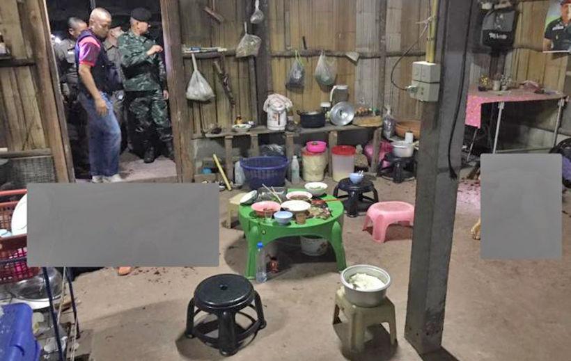 Phayao gunmen kills 3, then himself | Thaiger