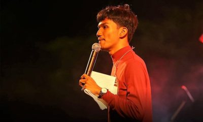 Activist burns copy of public assembly law handed to him by police | Thaiger
