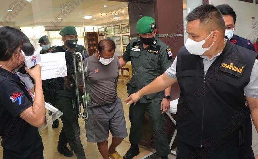 Suspect in brutal 2007 murder caught in Kanchanaburi | News by Thaiger