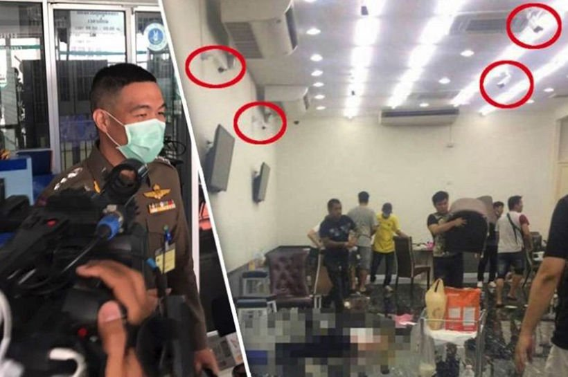 Police questioned as casino shootout evidence goes missing | Thaiger