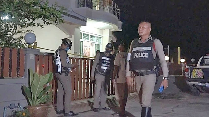Korat mother found with throat cut | News by The Thaiger