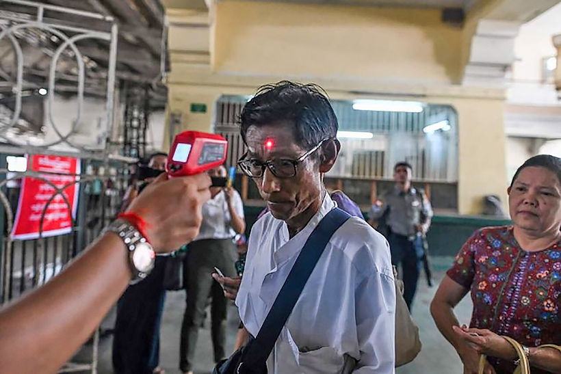 Myanmar's Rakhine state is new Covid-19 hotspot as country sees record cases | Thaiger