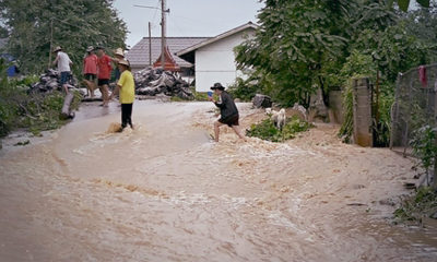 Flooding damages 5 northern provinces, more rains predicted today | Thaiger