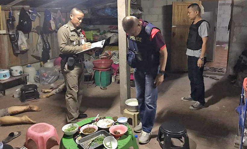 Phayao gunmen kills 3, then himself   News by Thaiger