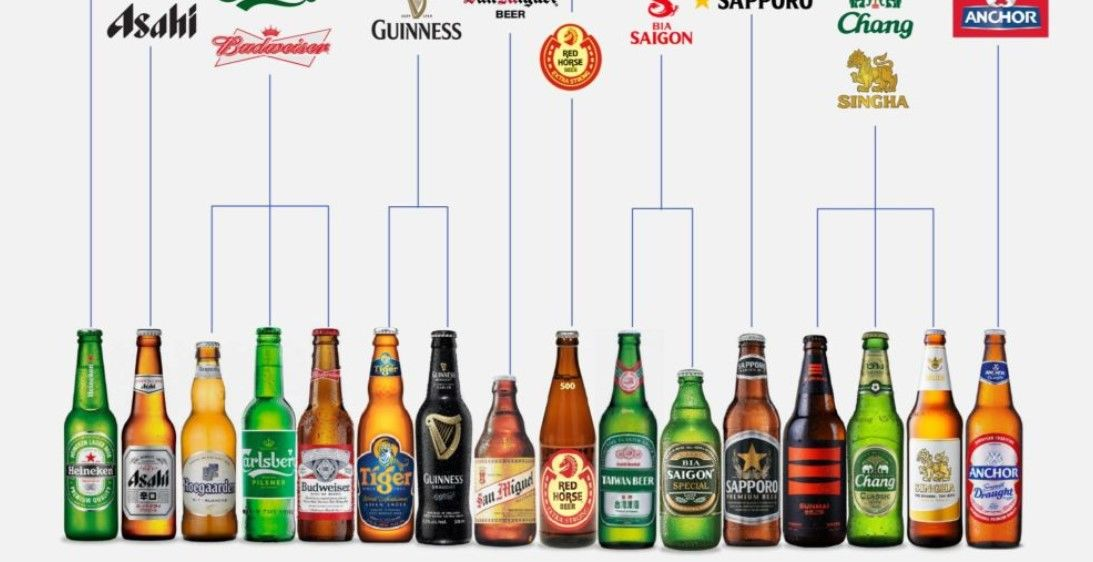 Which Asian Country Googles Beer the Most? | Thaiger