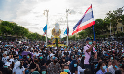 The year of living dangerously – Thai protesters utter the unthinkable | The Thaiger