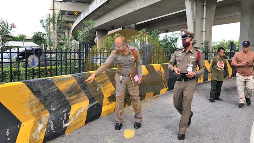 Road carnage mounts as couple killed in Nonthaburi crash | News by Thaiger