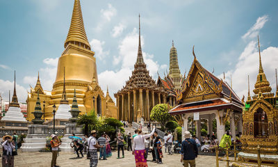 """Study finds 82% of Thais """"confident"""" in reopening tourism sector 
