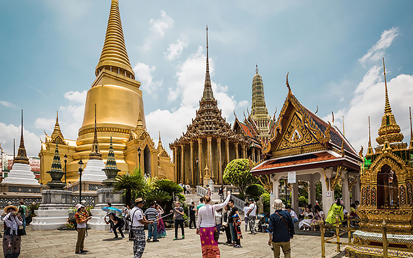 "Study finds 82% of Thais ""confident"" in reopening tourism sector 