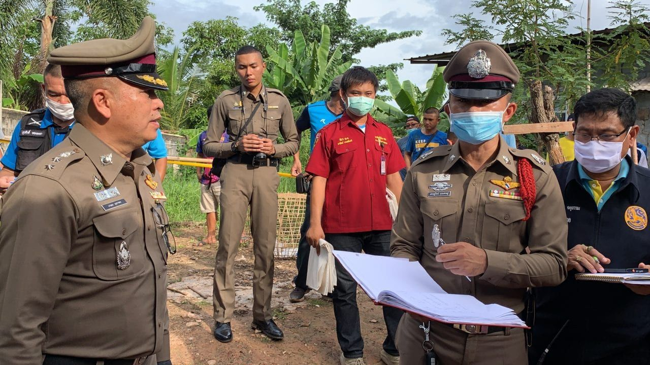 Drug suspect shot dead after slashing officers in Nong Khai | News by Thaiger