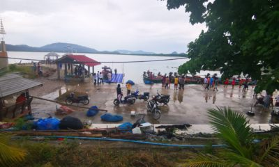 1 drowned, another missing in storm off Nakhon Si Thammarat | The Thaiger