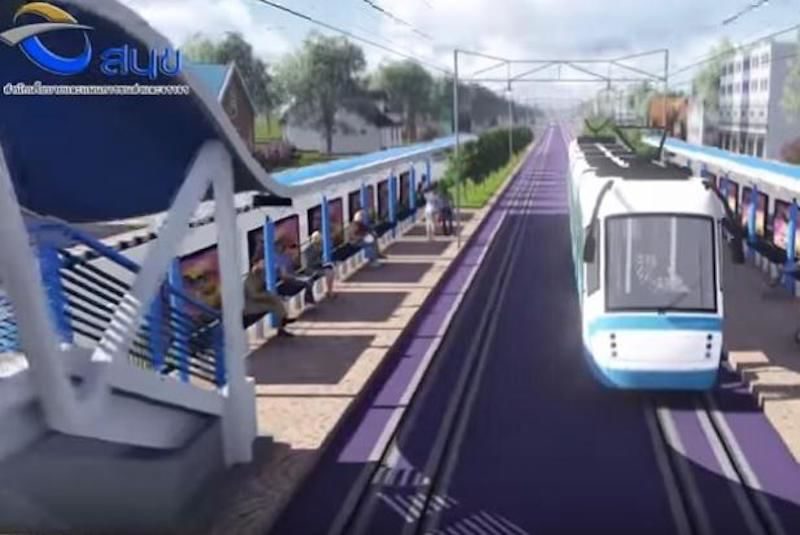 Phuket Rail goes through its first public hearing, with a few modifications | Thaiger