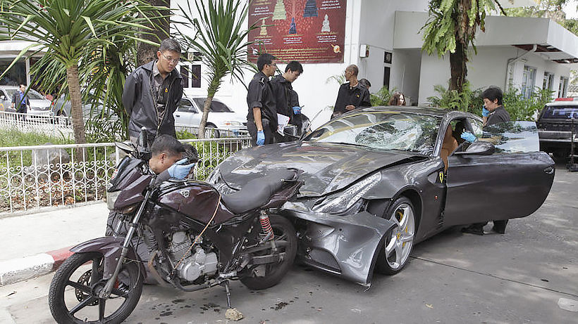 "Investigating officer changes his evidence AGAIN in ""Boss"" hit-and-run case 