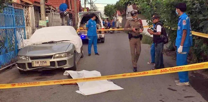 Sa Kaeo couple in murder/suicide | Thaiger