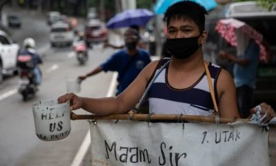 Philippines plummets in to recession as virus numbers spike | The Thaiger