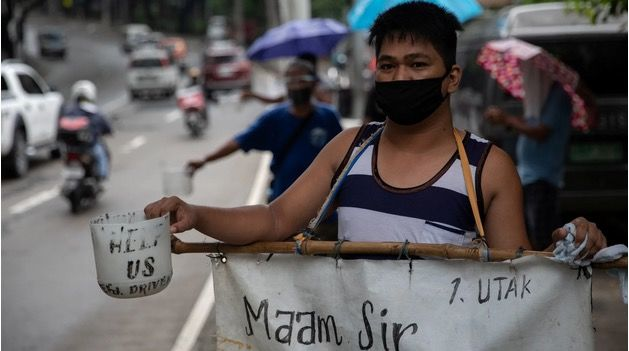 Philippines plummets in to recession as virus numbers spike | Thaiger