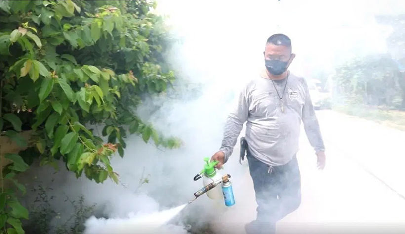 Chon Buri's Nongprue joins fight against dengue, chikingunya viruses | Thaiger