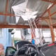 Radio tower snaps in Samut Prakan, pierces roof, hatchback – VIDEO | The Thaiger