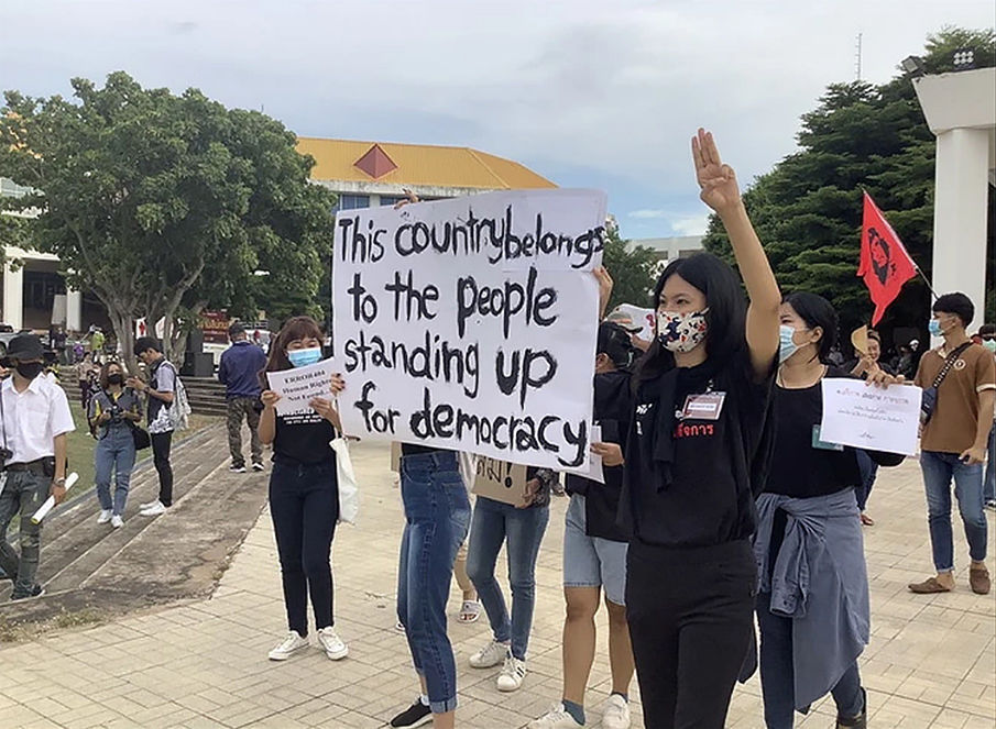Foreign Ministry refutes Amnesty allegation that Thai government is gagging protesters | Thaiger