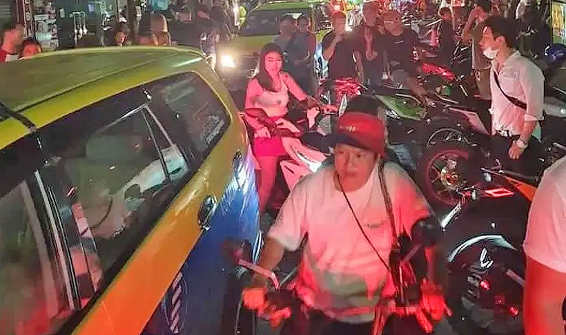 Outcry as Pattaya's Walking Street opens to vehicles   News by Thaiger