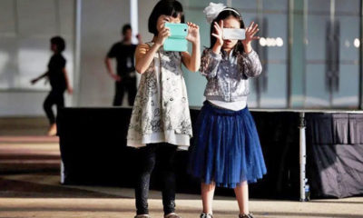 Study finds smartphone addiction among Thai children on the rise | Thaiger