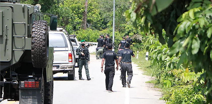 2 killed, 4 injured in separate bomb attacks in Deep South | Thaiger