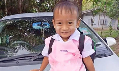Toddler, locked in hot van, dies after 4 day coma | The Thaiger